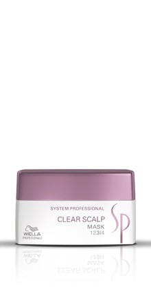 SP Care - Clear Scalp Mask