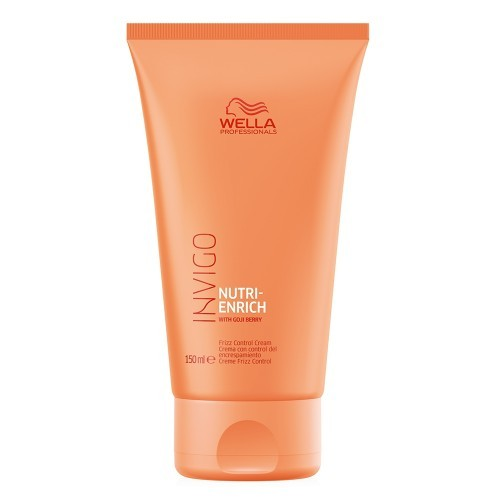 Wella - Invigo Frizz Control Cream (Leave-In)