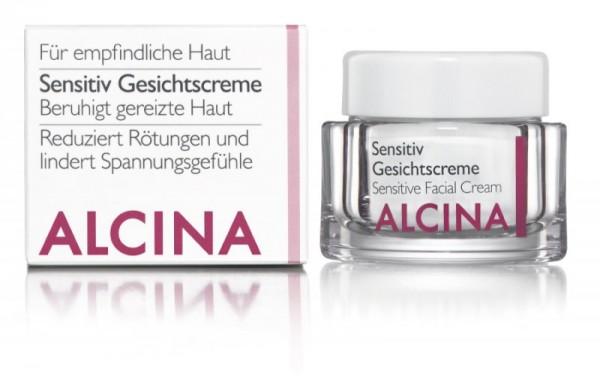 Alcina - Sensitive Gesichtscreme