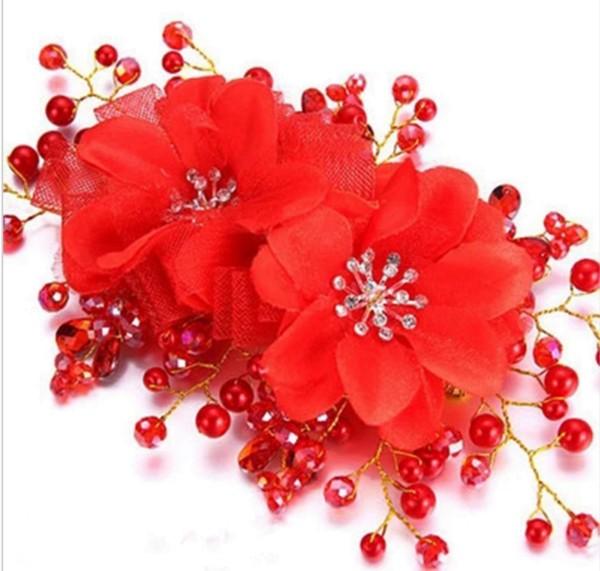 Haardraht - 2 Blüten