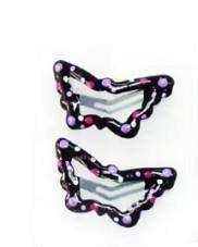 Clipspange - Schmetterling