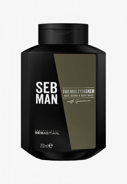 SEB MAN - The Multitasker Hair, Beard & Body Wash