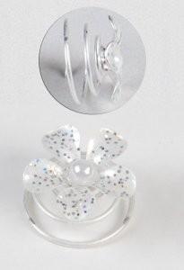 Curlie - Wiesenblume mit Perle