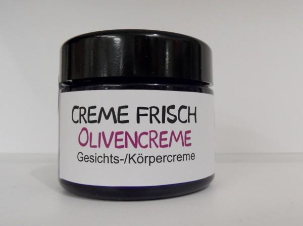 Creme Frisch - Olivencreme