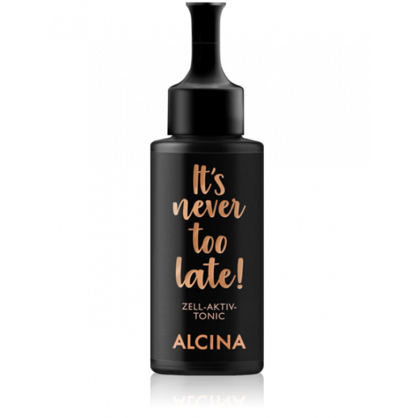 Alcina - It's never too late Tonic