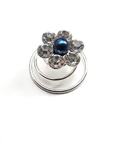 Curlie - Blume mit Perle
