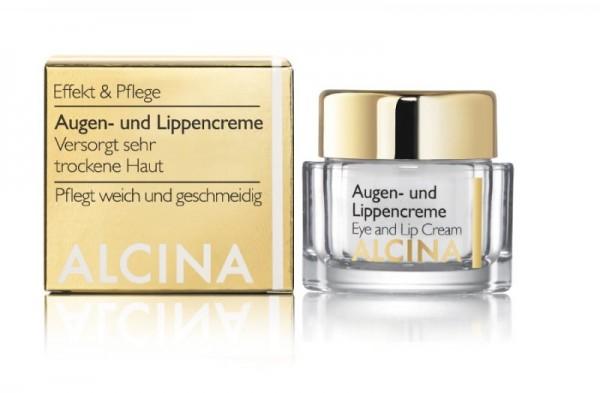 Alcina - Augen- und Lippencreme