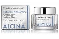 Alcina - Rich Anti Age-Creme