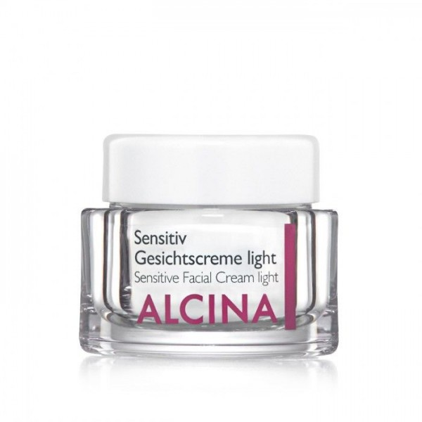 Alcina - Sensitive Gesichtscreme light