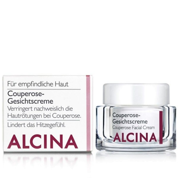 Alcina - Couperose Gesichtscreme