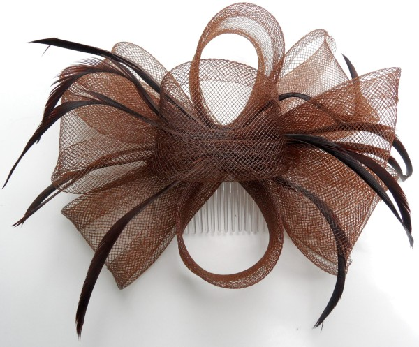 Fascinator - Waves