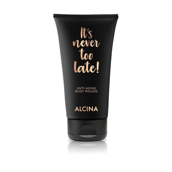 Alcina - It's never too late Body Mousse