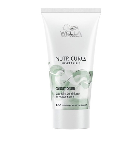 Wella - NutriCurls Conditioner