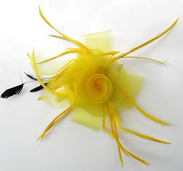 Fascinator - Mirabellenblüte