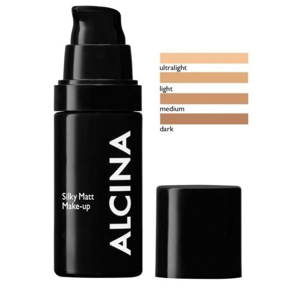 Alcina - Silky Matt Make-up