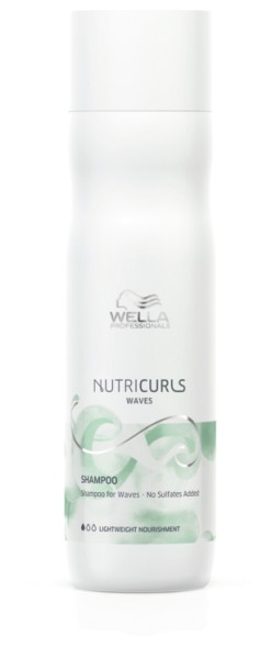 Wella - NutriCurls Waves Shampoo