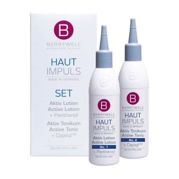 Berrywell - Hautimpuls Aktiv Lotion & Aktiv Tonikum Set